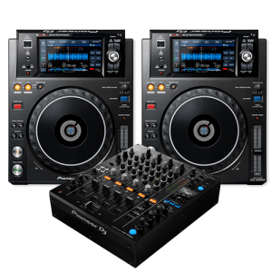 nuevos pack low cost cabina dj