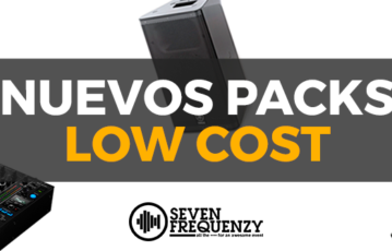 Nuevos Packs Low Cost